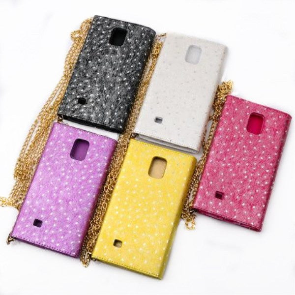 Heeled shoes wallets for Samsung Galaxy Note4-Rama Deals