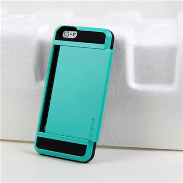 Easy Slide iPhone Card Case-Rama Deals