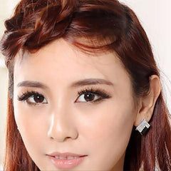 Fashion  Lady Elegant Crystal Rhinestone Ear Stud