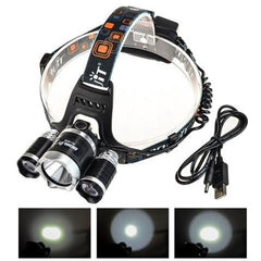 Best Caming hunting Headlamp led head lights