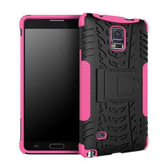 Hybrid Armor Case for Samsung Note 4-Rama Deals