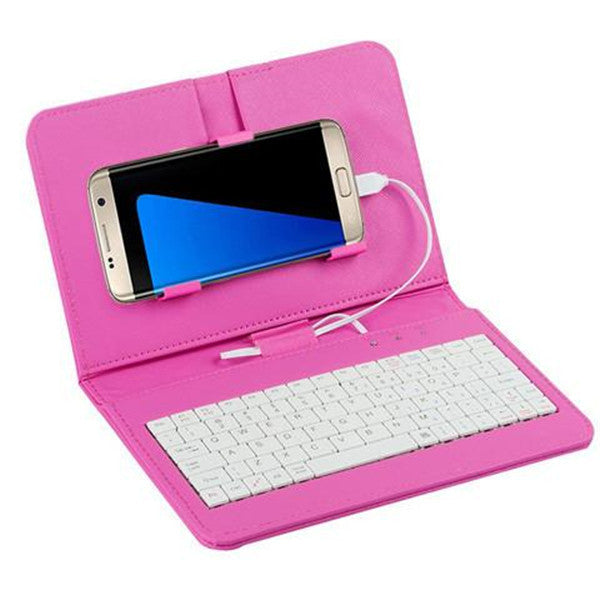Clearance Creative Case With Keyboard For Andriod System Phone-Rama Deals