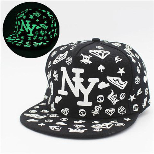 Clearance Glow Baseball Cap-Rama Deals