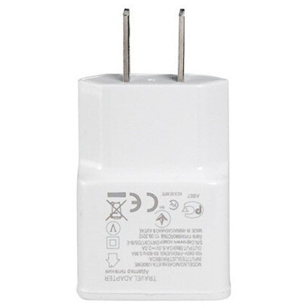 US Plug Dual USB Power Adapter Wall Charger-Rama Deals