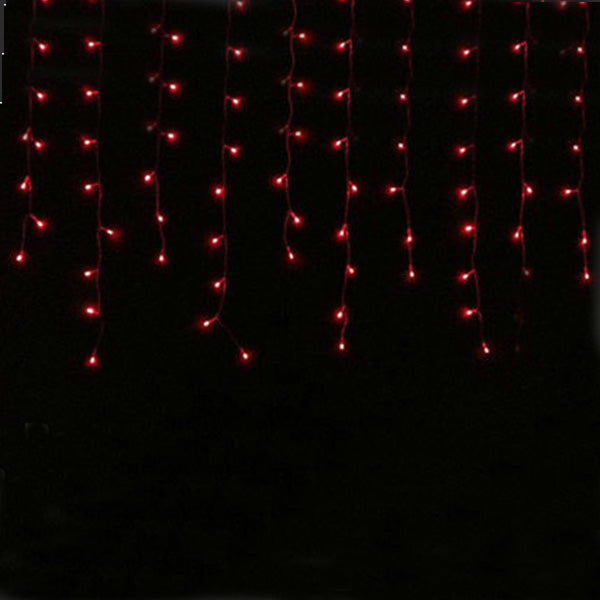 300 LED Curtain Lights-Rama Deals