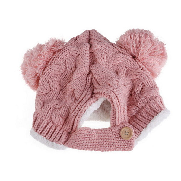 Clearance Winter Fur Infant Ear Protector Cute Hat-Rama Deals