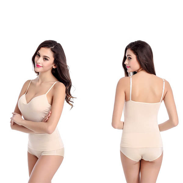 Women Summer Flexible Slim Belt Vest Belts With Bra-Rama Deals