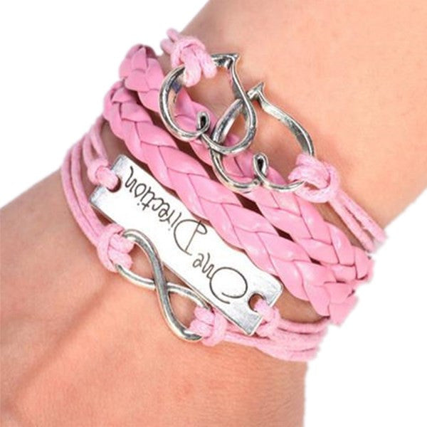Clearance Heart to Heart Bracelet-Rama Deals