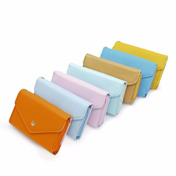 Clearance 3-in-1 Stylish Smartphone Wallet, Purse & Wristlet - Assorted Colors-Rama Deals