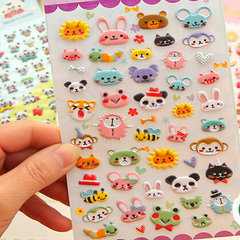 Kids 3D Decoration Stickers - Rama Deals - 1