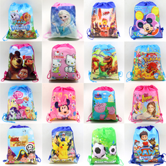 Cartoon Theme Based Drawstring Bags - Rama Deals - 1