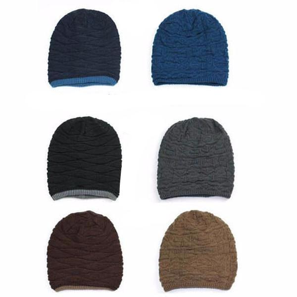 Clearance Knit Hip-Hop Casual Hat-Rama Deals
