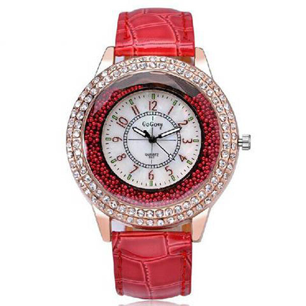 Ladies Crystal Diamond Rhinestone Watch-Rama Deals