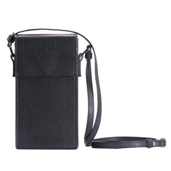 Leather Pouch Case For iPhone or Samsung-Rama Deals