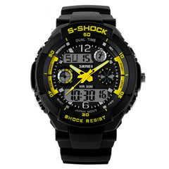 Men Military Sports Digital LED Watch - Rama Deals - 1