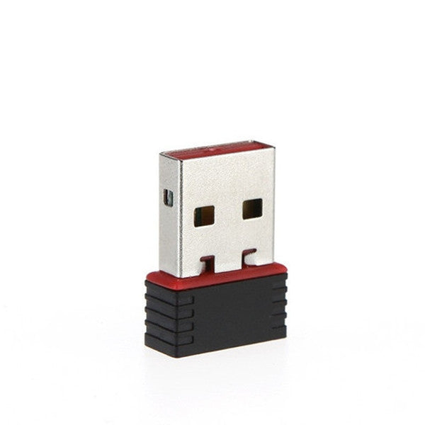 Mini 2.4G 150Mbps USB WiFi Adapter-Rama Deals