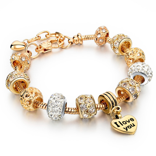 Clearance Mother's Day Elegant Charm Bracelet-Rama Deals