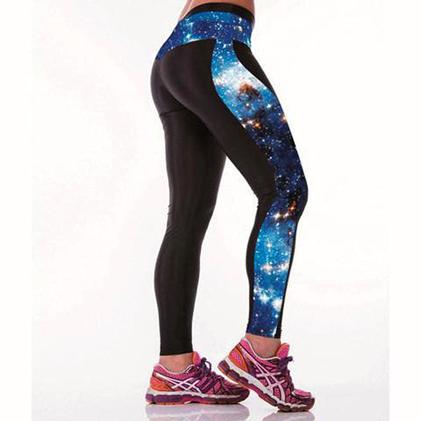 Clearance Graphic 3D Print Legging-Rama Deals