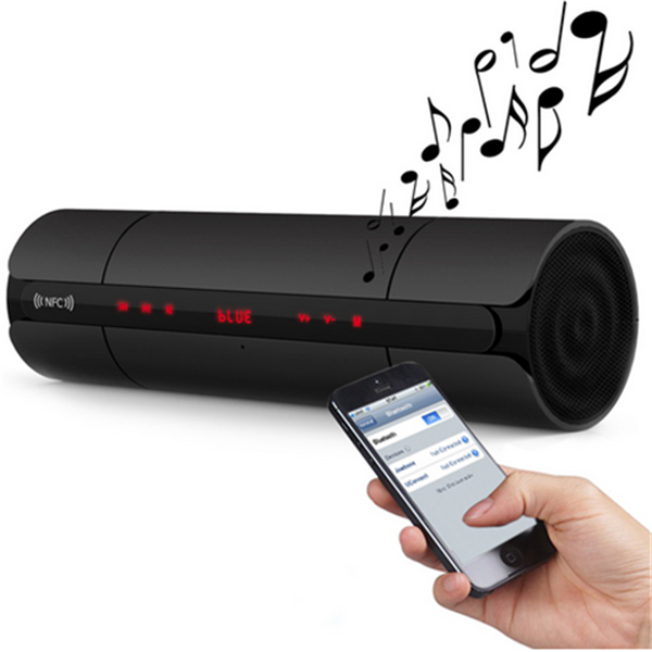 Bluetooth Speaker Wireless Stereo Loudspeakers Hand Free for Phone-Rama Deals