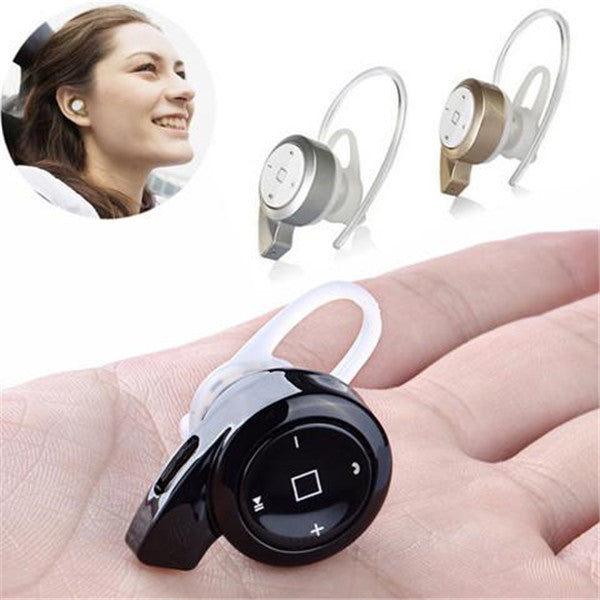 Clearance A8 Ear Wireless Stereo Bluetooth Headset-Rama Deals