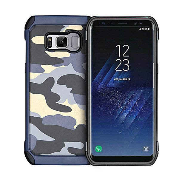 Camouflage Phone Case For Samsung S8 S8 Plus-Rama Deals