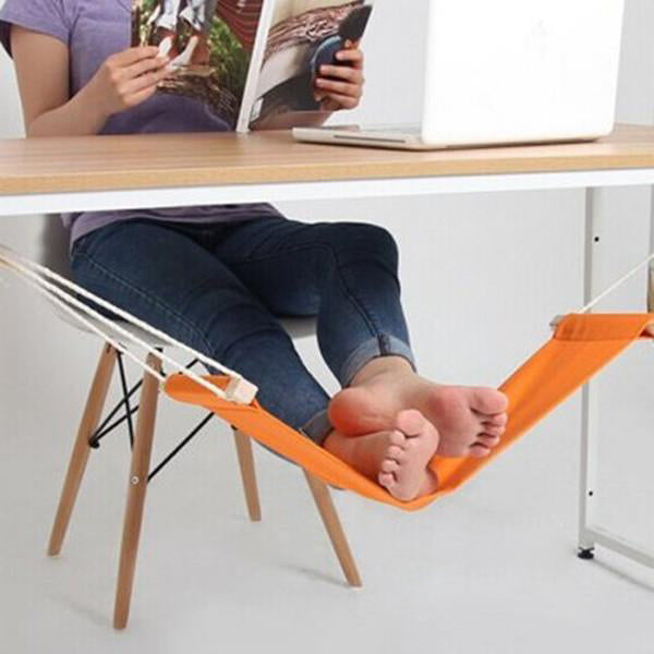 Clearance Portable Foot Hammock-Rama Deals