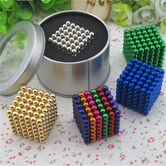 5 mm Puzzles Wooden Toys Sphere Magnetic Buckyballs