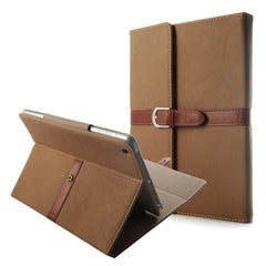 Retro Belt Leather Case for iPad Air - Rama Deals - 1