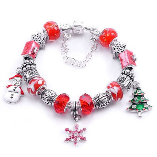 Retro Christmas Bracelet - Rama Deals - 1
