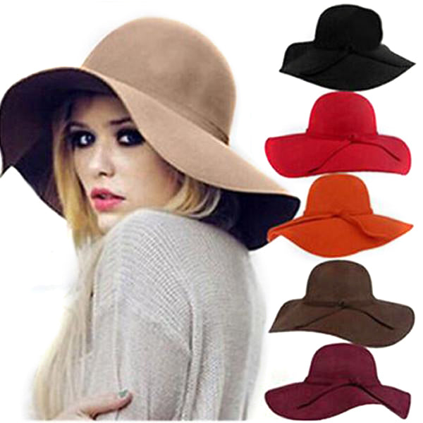 Clearance Retro Imitation Wool Casual Hat-Rama Deals