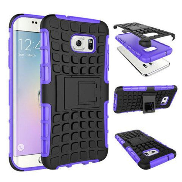Armor Back Cover For Samsung Galaxy S7 /S7 Edge-Rama Deals