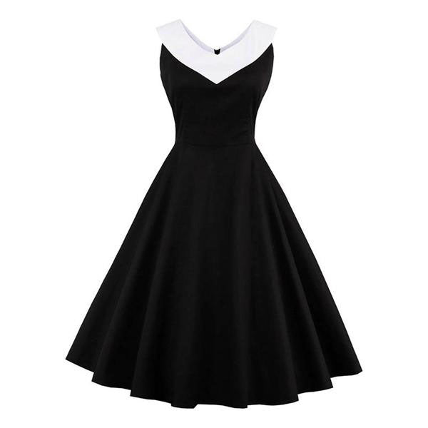 Black Party Sexy Dress-Rama Deals