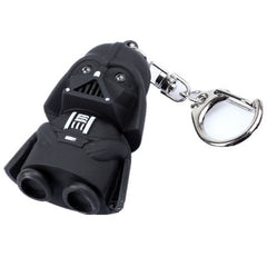 Star Wars Figures toy Black Knight Darth Vader Key Chain-Rama Deals