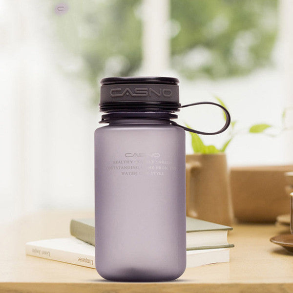 400ml Plastic Running Sports Beverage Water Bottle-Rama Deals