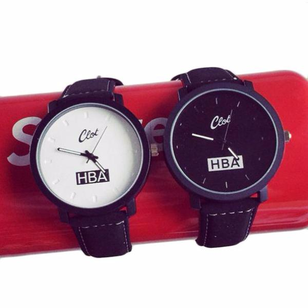 Clearance Leather Strap Men/Women Watch-Rama Deals