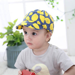 Fashion Lemon Children Soft Brim Hat-Rama Deals