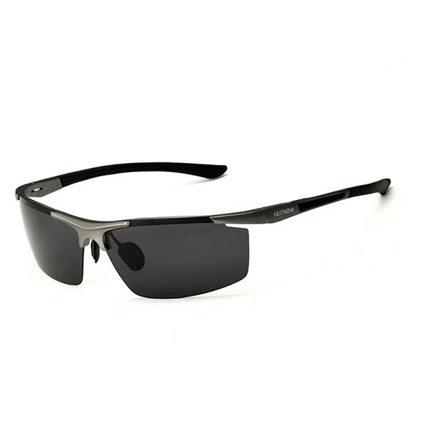 Aluminium Magnesium Mirror Layer Man Driving Male Sunglasses-Rama Deals