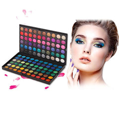 120 Rainbow Eyeshadow-Rama Deals