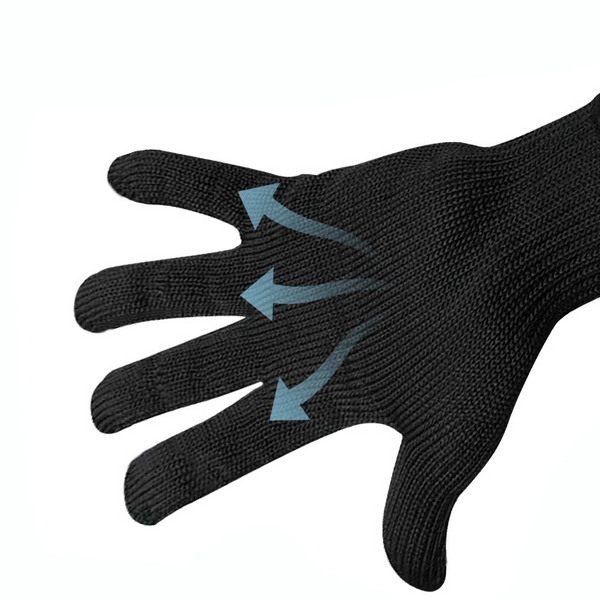 Stainless Steel Safety Working Gloves-Rama Deals