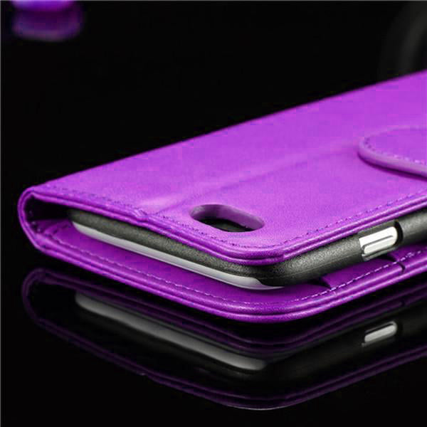Clearance PU Stand Leather Case for iPhone 6 Plus 5.5inch-Rama Deals