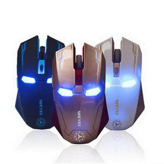 Iron Man Mouse Wireless Mouse Gaming Mouse-Rama Deals