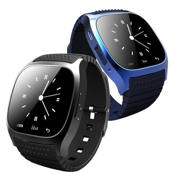 Smart Watch M26 with Dial SMS Remind Pedometer for Samsung LG IOS Android Phone - Rama Deals - 1