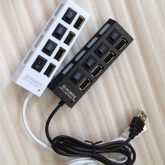 USB2.0 Hub with Separate Switch - Rama Deals - 1