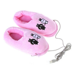 USB Foot Warmer Shoes - Rama Deals - 1