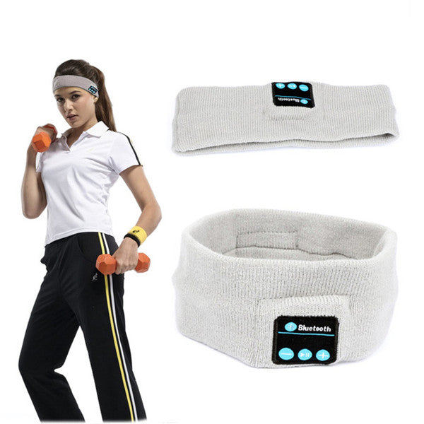 Clearance Magic Music Headband Sport Bluetooth Wireless Headset With Answer Call for iPhone SmartPhone-Rama Deals