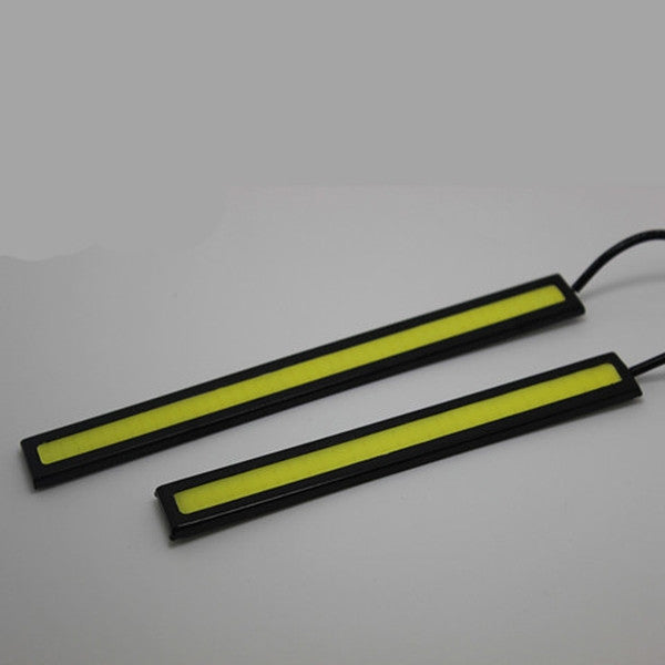 Ultra-thin waterproof high power LED daytime running lights-Rama Deals