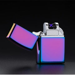 USB Rechargable Windproof Lighter - Rama Deals - 1