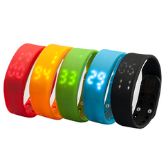 W2 Smart Band Watch With Fitness Tracker & Sleep Monitor - Assorted Colors - Rama Deals - 1