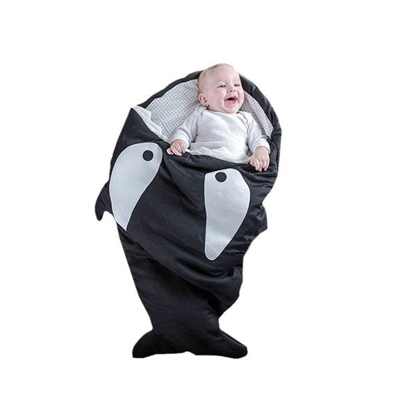 Shark Baby Sleeping Bag Blanket-Rama Deals