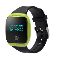 E07S Waterproof Bluetooth Pedometer Fitness Tracker For Android iOS Phones